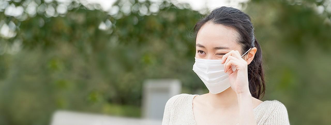 アルコン ストーリーズ 花粉症とコンタクトレンズ Q A 日本